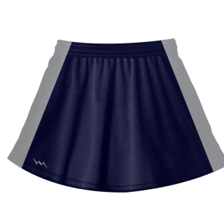 Navy Blue Lacrosse Skirts