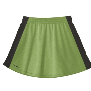 Lime Green Lacrosse Skirts