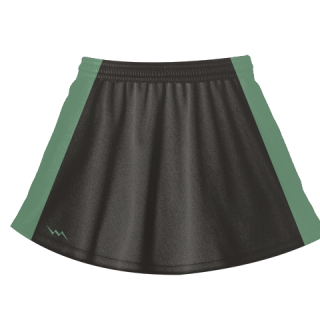 Charcoal Gray Lacrosse Skirts