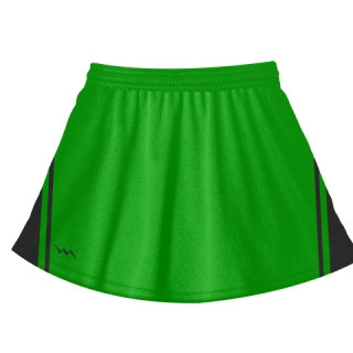 Neon Green Lacrosse Skirt