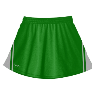 Kelly Green Lacrosse Skirts