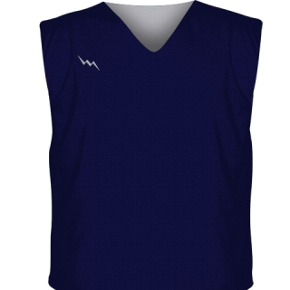 Navy Blue Reversible Jerseys