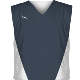 Charcoal Grey Collegiate Cut Reversible Jerseys