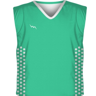 Teal Collegiate Cut Practice Jerseys