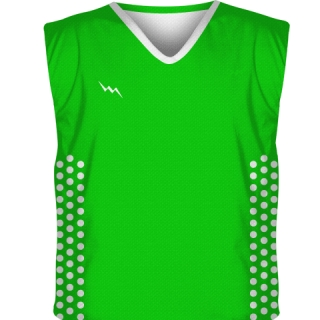 Kelley Green Collegiate Cut Reversible Jersey