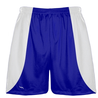 Royal Blue Baseball Practice Shorts