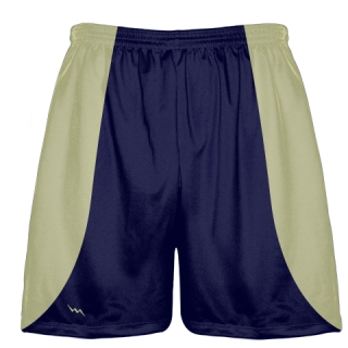 Baseball Practice Shorts Navy Blue