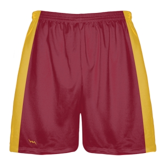 Cardinal Red Baseball Warmup Shorts