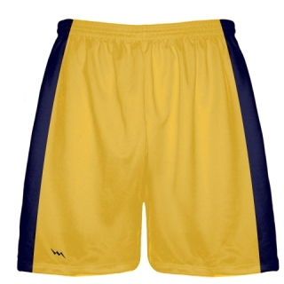 Baseball Warmup Shorts Athletic Gold