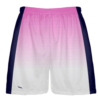 Hot Pink Baseball Practice Shorts