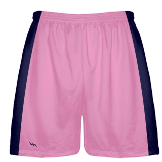 Light Pink Baseball Practice Shorts
