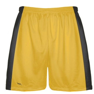 Gold Baseball Practice Shorts