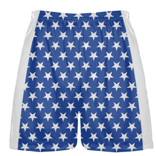 Blue Stars Baseball Practice Shorts