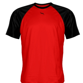 Red Baseball Practice Shirts
