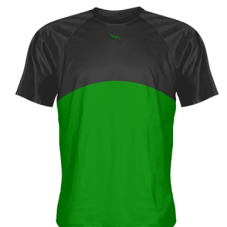 Kelly Green Baseball Workout Shirts
