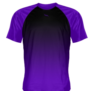 Purple Baseball Practice Shirts