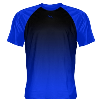 Royal Blue Baseball Practice Shirts