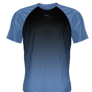 Carolina Blue Baseball Practice Shirts