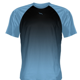 Columbia Blue Baseball Practice Shirts
