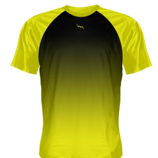 Baseball Shirts Yellow