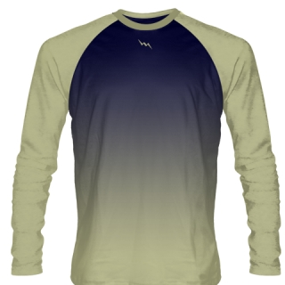 Vegas Gold Long Sleeve Lacrosse Shirts
