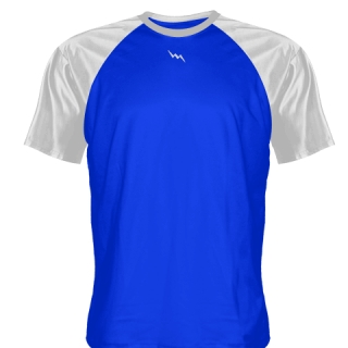 Royal Blue Softball Jerseys