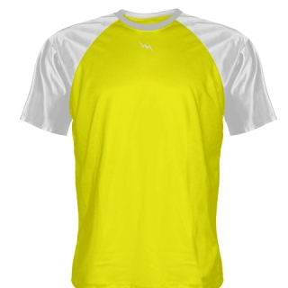 Yellow Softball Jerseys