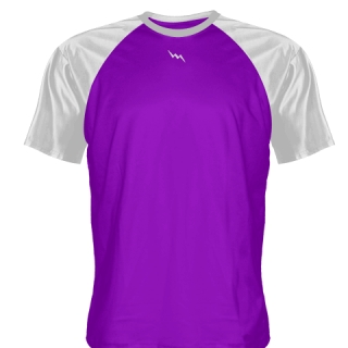 Purple Softball Jerseys