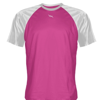 Hot Pink Softball Jerseys