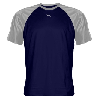 Navy Blue Softball Jerseys