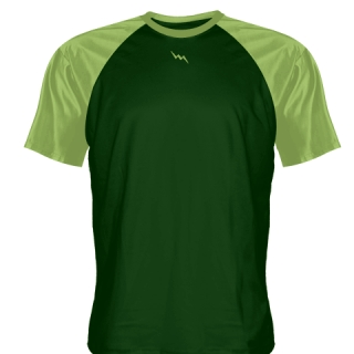 Forest Green Softball Jerseys