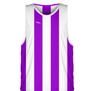 Purple Basketball Jerseys