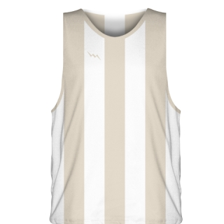 White Basketball Jerseys