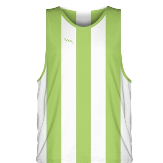 Lime Green Basketball Jerseys