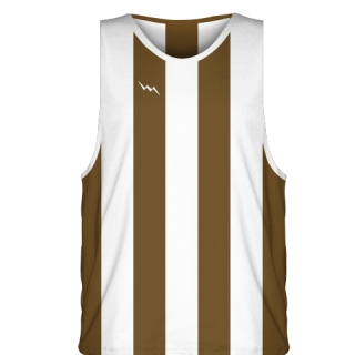 Brown Basketball Jerseys