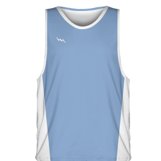 Light Blue Basketball Jerseys