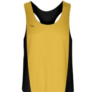 Athletic Gold Womens Volleyball Jerseys