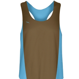 Brown Womens Volleyball Jerseys