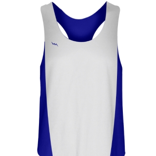 White Womens Volleyball Jerseys