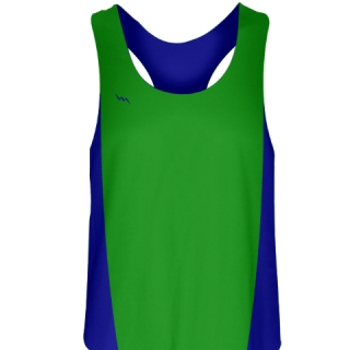 Kelley Green Womens Volleyball Jerseys