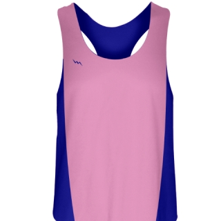 Light Pink Womens Volleyball Jerseys