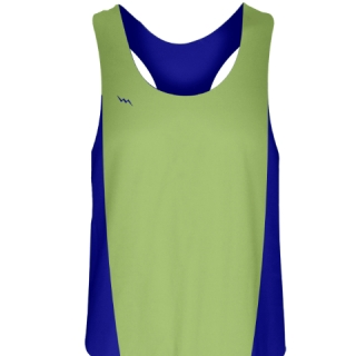 Lime Green Womens Volleyball Jerseys