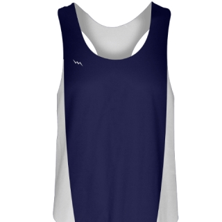 Navy Blue Womens Volleyball Jerseys