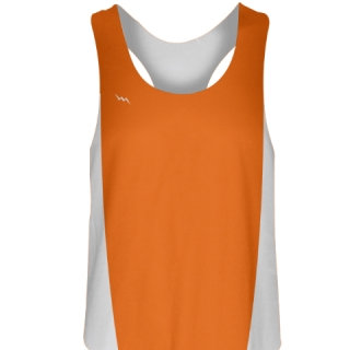 Orange Womens Volleyball Jerseys