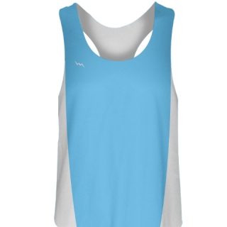 Powder Blue Womens Volleyball Jerseys