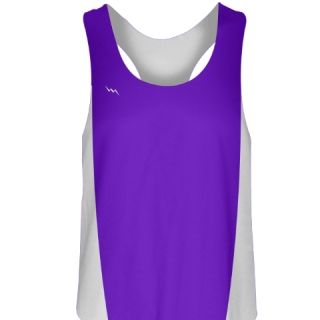 Purple Womens Volleyball Jerseys