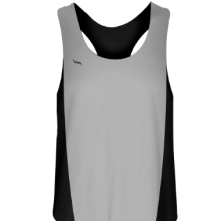 Silver Womens Volleyball Jerseys