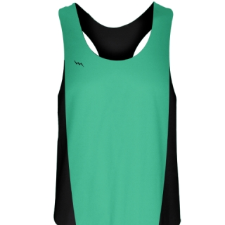 Teal Womens Volleyball Jerseys