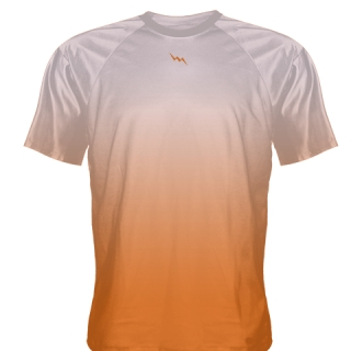 Orange Ice Hockey Shirts