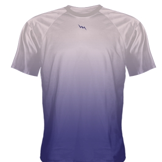 Purple Ice Hockey Shirts